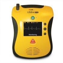 Defibtech Lifeline ECG monitoring capabilities