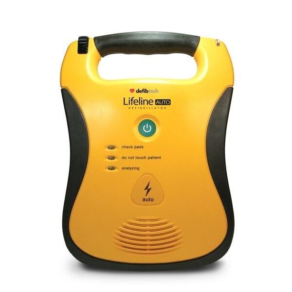 Defibtech Lifeline Auto Defibrillator