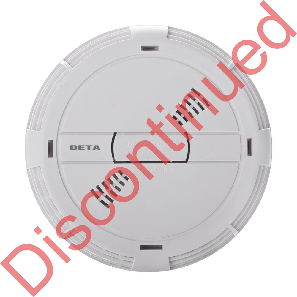 DETA 1153 Mains Powered Smoke Alarms