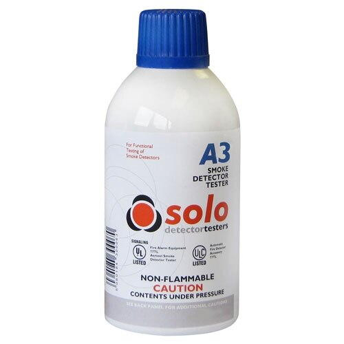 Solo A3 Smoke Detector Tester