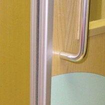 Astroflame door edge guard