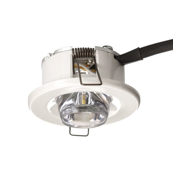 LED Recessed Emergency Downlight with Self-Test - Dyode