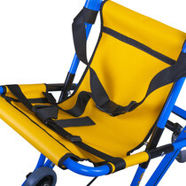 Maximum passenger load: 500lbs/227kg - more than many other chairs