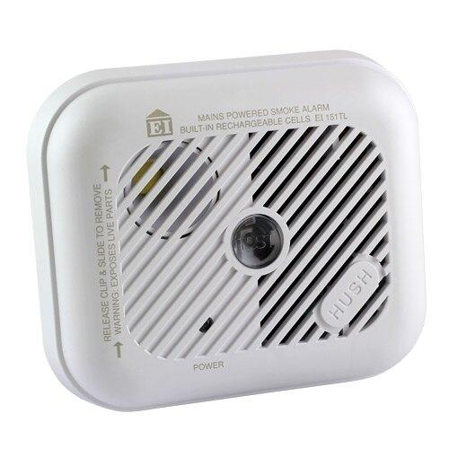 Ei151 and Ei151TL Ionisation Smoke Alarm