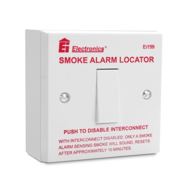 Ei159 - Smoke Alarm Locator Switch