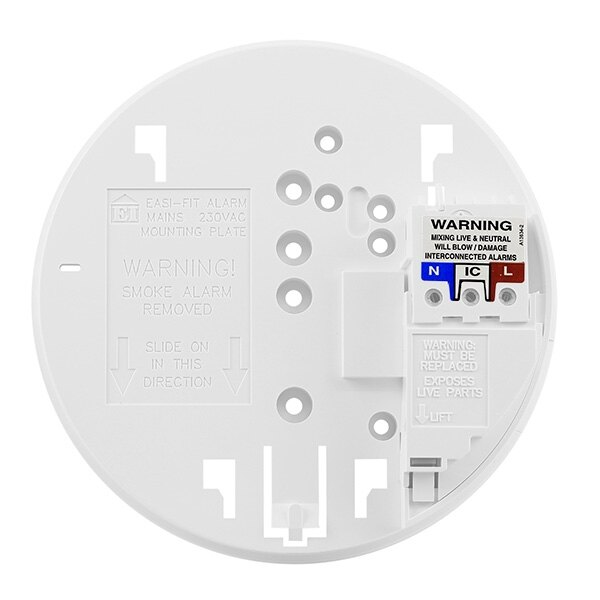 Ei160 Series Smoke Alarm Replacement Base
