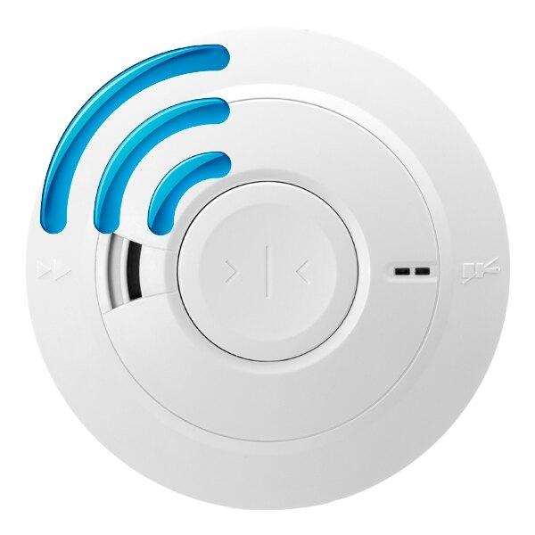 Ei161eRF Radio-Interlinked Ionisation Smoke Alarm