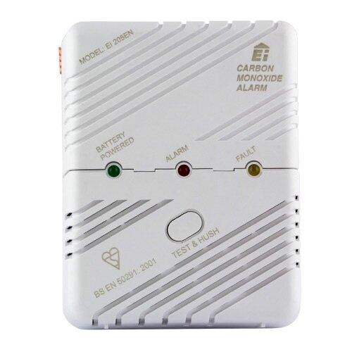 Ei205EN - Carbon Monoxide Detector