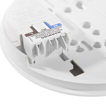 Connects directly onto your existing Ei161 base - no electrician needed