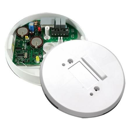 Ei420 - Radio-Interlinked Relay Base for Carbon Monoxide Alarms