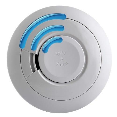 Ei605TYCRF Radio-Interlink Optical Smoke Alarm