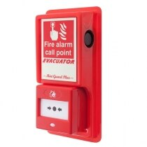 Evacuator Mini Guard Plus - Call Point Site Alarm