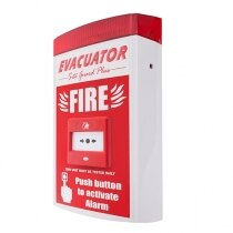 Evacuator Site Guard Plus - Call Point Site Alarm