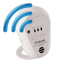 Firehawk CO7B-10Y Battery Wireless Carbon Monoxide Alarm