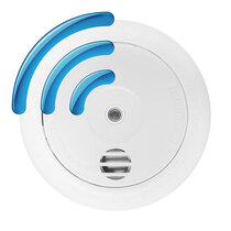Firehawk FHB10W 10 Year Optical Wireless Smoke Alarm