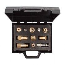 Fire Extinguisher Universal Schrader Valve Adaptor Set