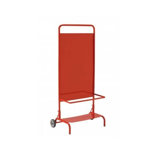 Fire Extinguisher and Signage Wheeled Site Stand