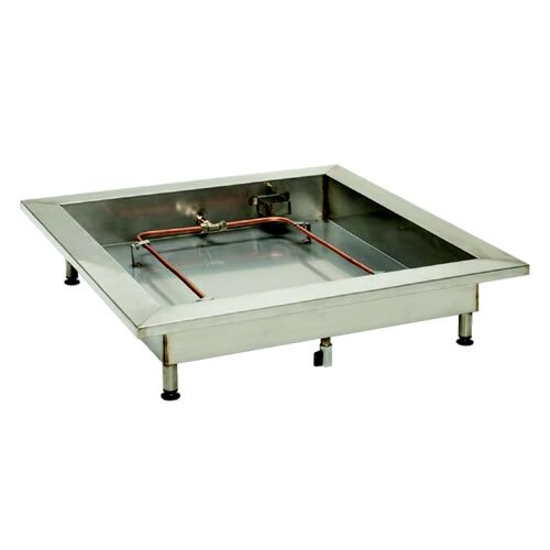 Fire Training Tray - LPG Gas Powered