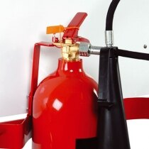 Fire Point 5kg CO2 Fire Extinguisher Inverted Lug Bracket
