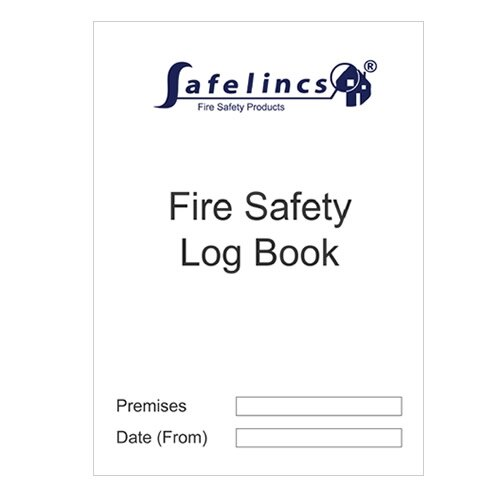 Free Downloadable Fire Safety Logbook