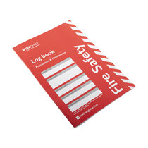 Includes sections that have previously been unseen in fire safety log books