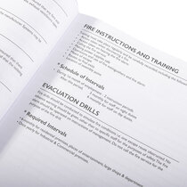 Contains guidance notes on maintenance procedures
