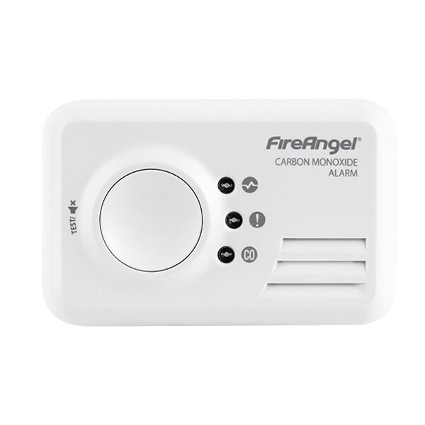 LED 7 Year Carbon Monoxide Detector - FireAngel CO-9X
