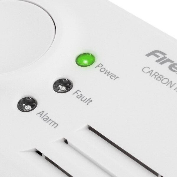FireAngel Carbon Monoxide Alarm 10 Year Life CO-9X-10T-FF