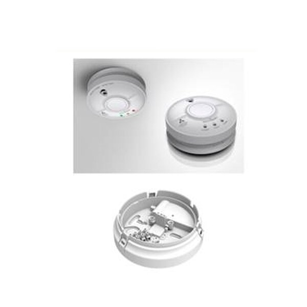 Mains Radio-Interlinked Carbon Monoxide Alarm - FireAngel CW-1