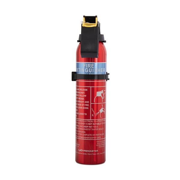 Alpha 600g car, caravan and small property fire extinguisher