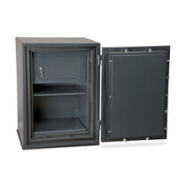 The Firesec 10/60 is supplied with 1 adjustable shelf