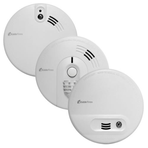 Kidde Firex Mains Powered Alarms with Lithium Back-up Battery