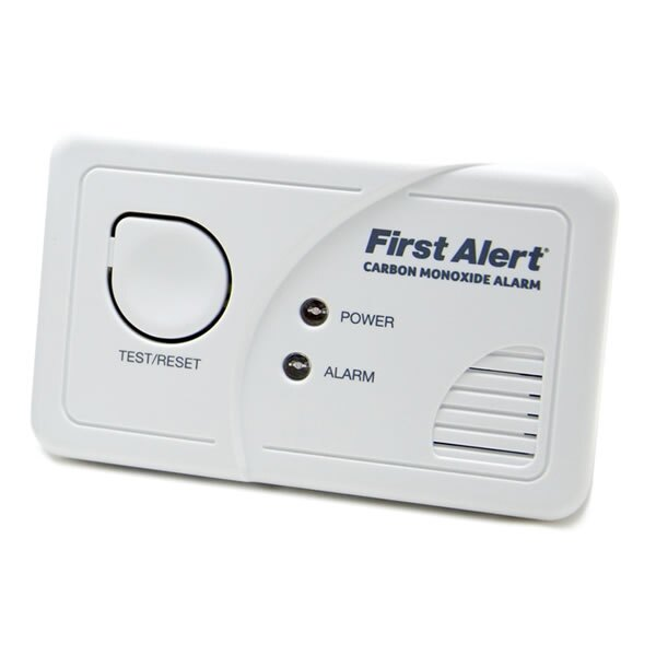 LED Carbon Monoxide Alarm - First Alert CO-FA-9B