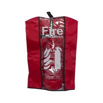 Medium cover – shown protecting a 3ltr foam extinguisher