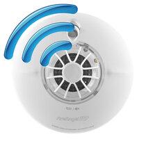 10 Year Longlife Battery Radio-Interlinked Heat Alarm - FireAngel FP1720W2-R