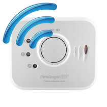 10 Year Radio-Interlinked CO Alarm - FireAngel FP1820W2-R