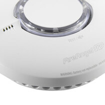 Can be wirelessly interlinked with up to 50 Wi-Safe 2 devices