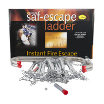 """14ft Safescape ladder for walls between 14-18"""""""