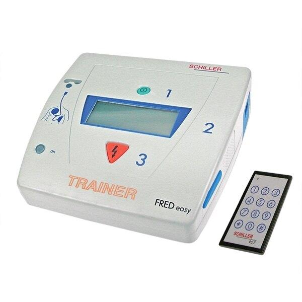 Schiller FRED Easy Defibrillator Trainer Unit