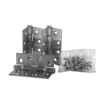 Heavy Duty Fire Door Stainless Steel Hinges - Set of 3