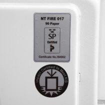 Phoenix Fire Fighter II 0441E Fireproof Safe Fire Rating