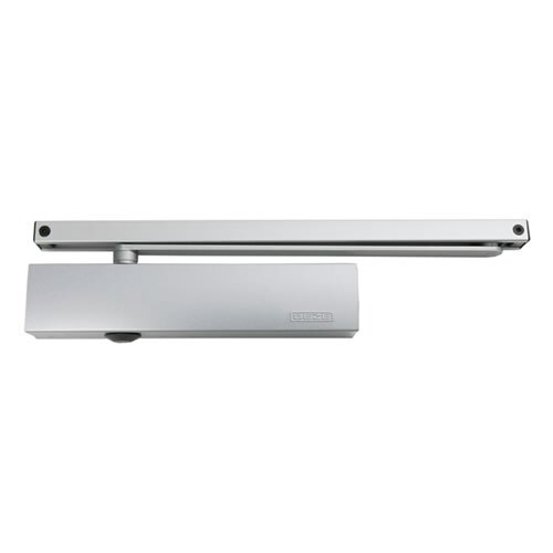 Geze TS5000 door closer with Push Side guide rail arm