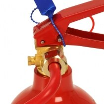 The Gloria C2GH is a stored pressure extinguisher