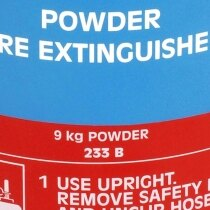 Powder fire extinguishers can be used to tackle multiple types of fire