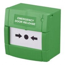 Green Emergency Manual Call Point