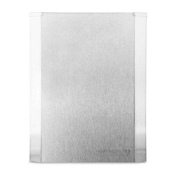 Decorative Stainless Steel Fire Blanket Cover