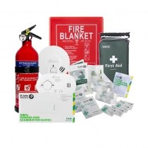 Home Isolation Family Safety Kit - with Alarms