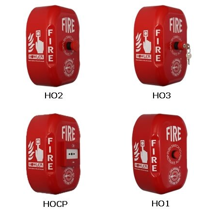 Howler Standard Site Alarms with Multilink