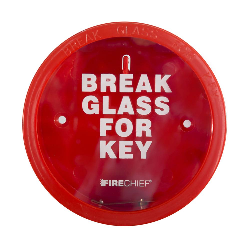 Key Box - Break Glass - Small
