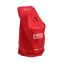 50kg/ltr Wheeled Fire Extinguisher Cover